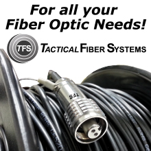Tactical Fiber Systems - Fiber Optic Reels