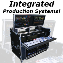 PortaCast Integrated Systems